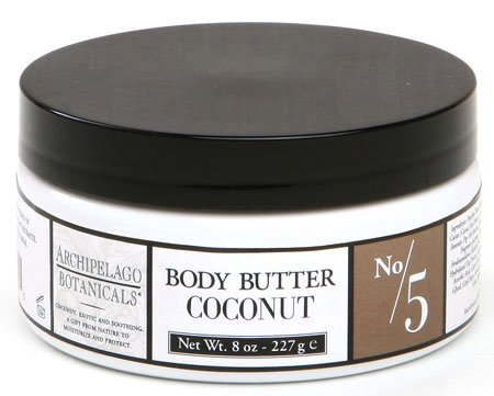 Archipelago Coconut Body Butter