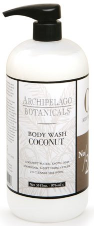 Archipelago Coconut Body Wash (32 fl oz)