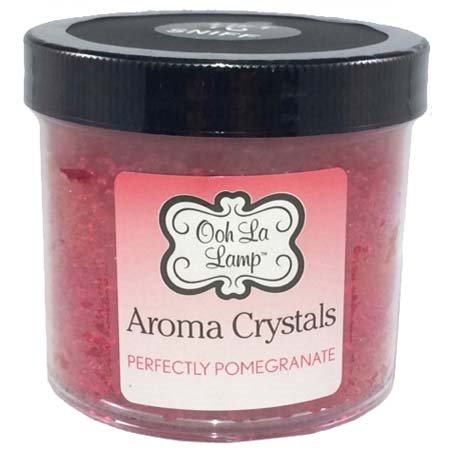 La Tee Da Ooh La Lamp Aroma Crystals Fragrance Perfectly Pomegranate