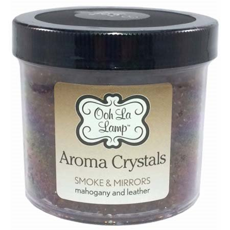 La Tee Da Ooh La Lamp Aroma Crystals Fragrance Smoke & Mirrors