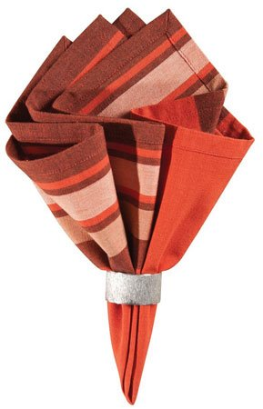 Orange Spice Napkin