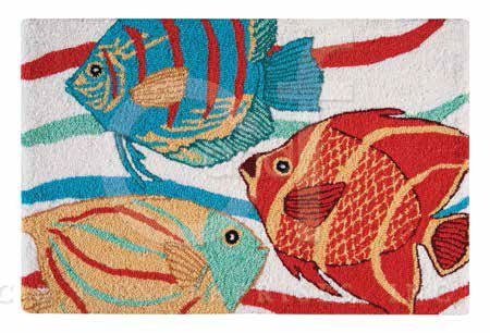 Captiva Island Washable Rug