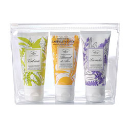 Caswell-Massey Signature Hand Cream Trio
