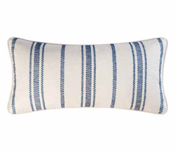 Clementina Dusk Chain Stitch Pillow