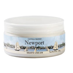 Caswell-Massey Newport Shave Cream in Jar