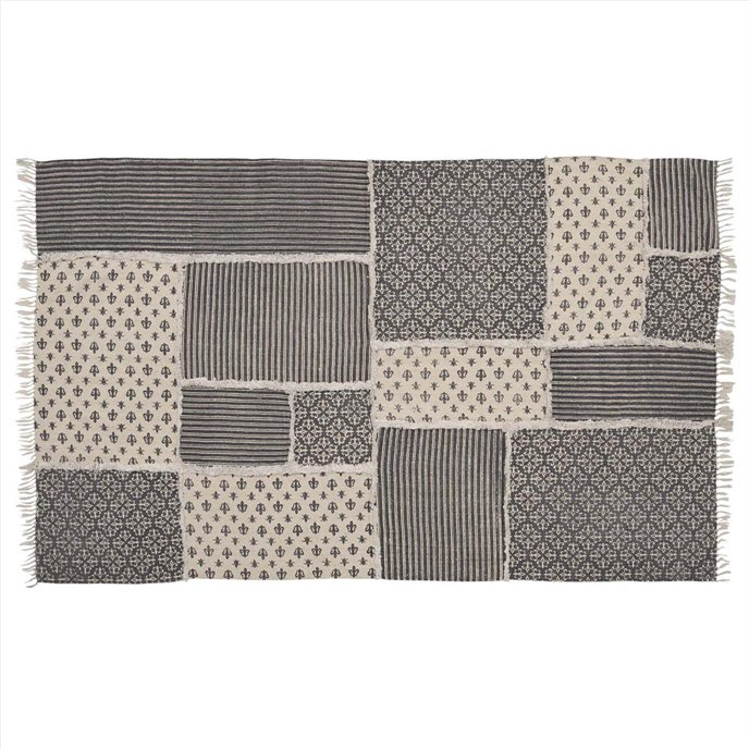 Elysee Patchwork Rug Rect 60x96