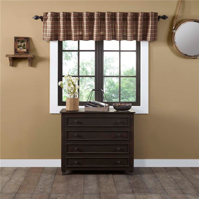 Crosswoods Valance 16x90