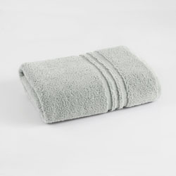 Under The Canopy Unity Certified Organic Cotton Green Bath Towel