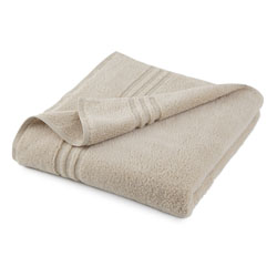 Under The Canopy Unity Certified Organic Cotton Canvas Bath Sheet