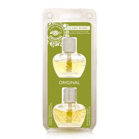 Claire Burke Original Fragrance Warmer Refill