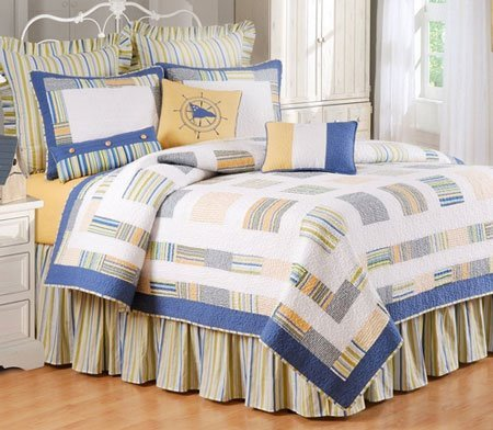 Bridgewater Twin Quilt