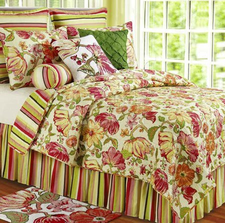 Alessandra Twin Quilt