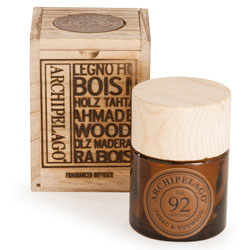 Archipelago Tabac & Oudwood Wooden Boxed Diffuser
