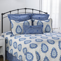 Alcott Queen size 4 piece Comforter Set