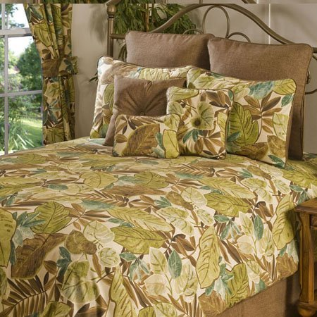Bahia Twin size 3 piece Comforter Set