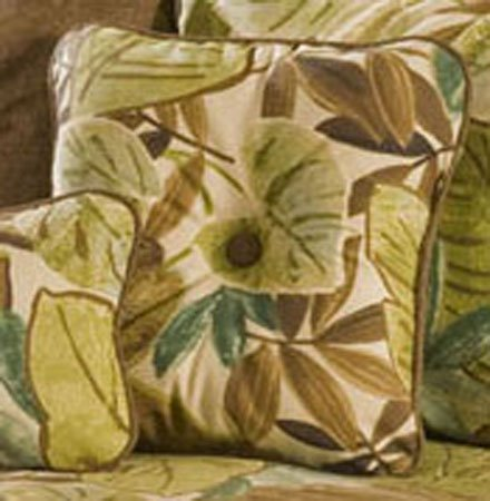 Bahia Square Accent Pillow