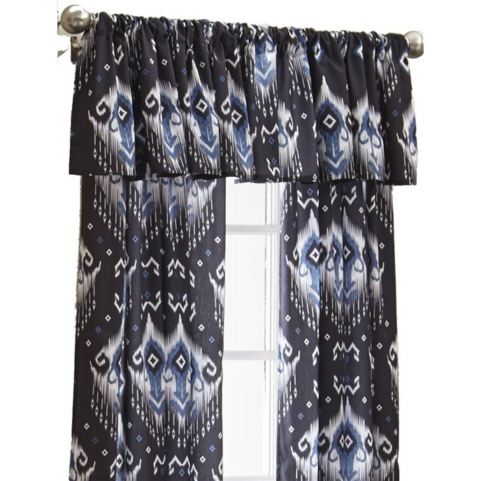 Blue Falls Tailored Valance
