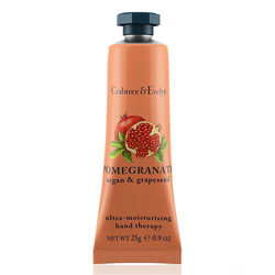 Crabtree & Evelyn Pomegranate Hand Therapy Travel Size (0.9 oz., 25g)