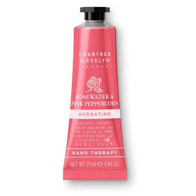 Crabtree & Evelyn Rosewater & Pink Peppercorn Hand Therapy (25g)