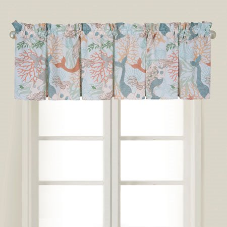 Dancing Waters Valance