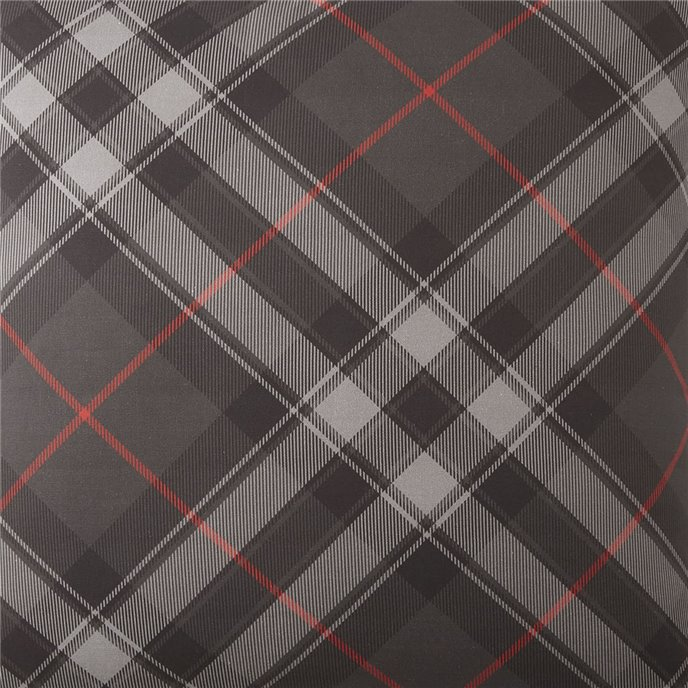 Poppy Plaid Reverse Plaid Fabric Per Yard