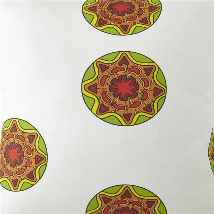 Mexican Fiesta Medallion Fabric Per Yard