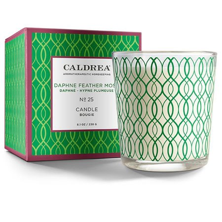 Caldrea Daphne Feather Moss  Candle