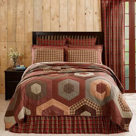 Graham Luxury King Quilt 105x120