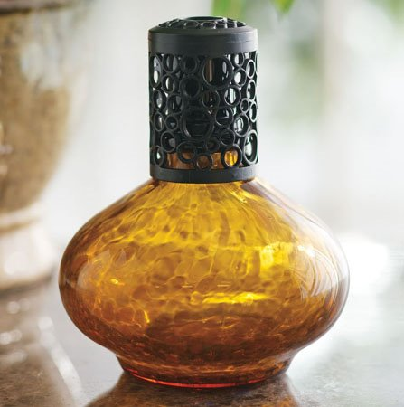 La-Tee-Da Topaz Drop Fragrance Lamp