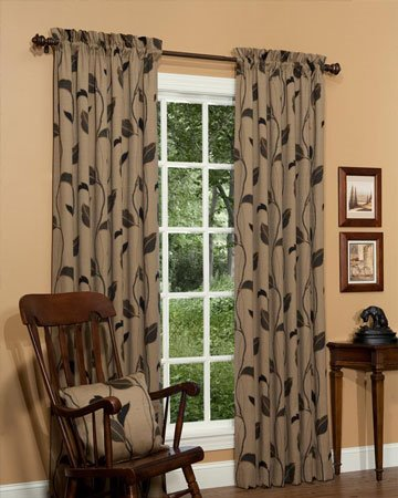 Yvette Lined Tailored Drapes