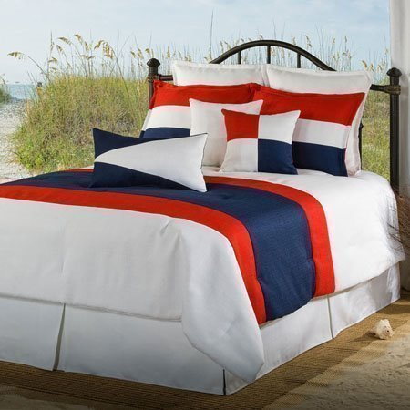 Latitude Queen size 4 piece Comforter Set