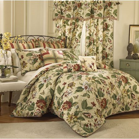 Laurel Springs King Waverly Comforter Set