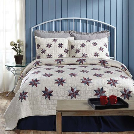 Lincoln Twin Quilt 90x70