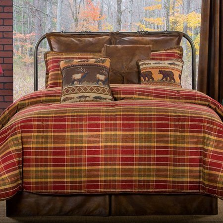 Montana Morning California King size 10 piece Comforter Set