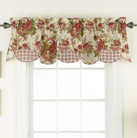 Waverly Norfolk Window Valance