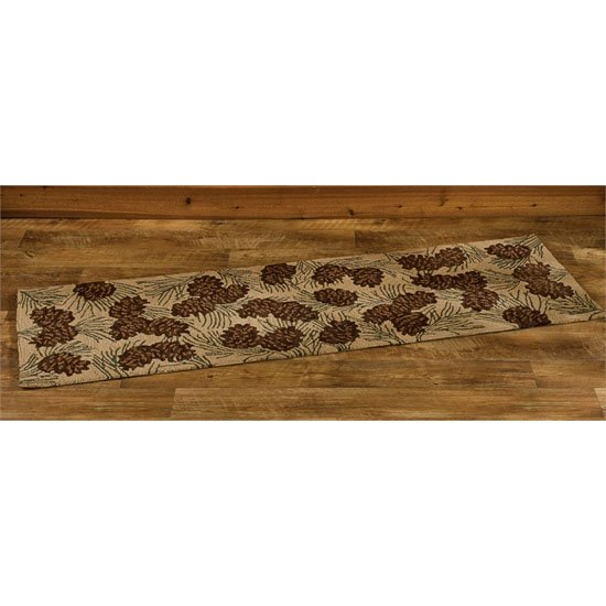 Walk in the Woods Rug Runner 24x72