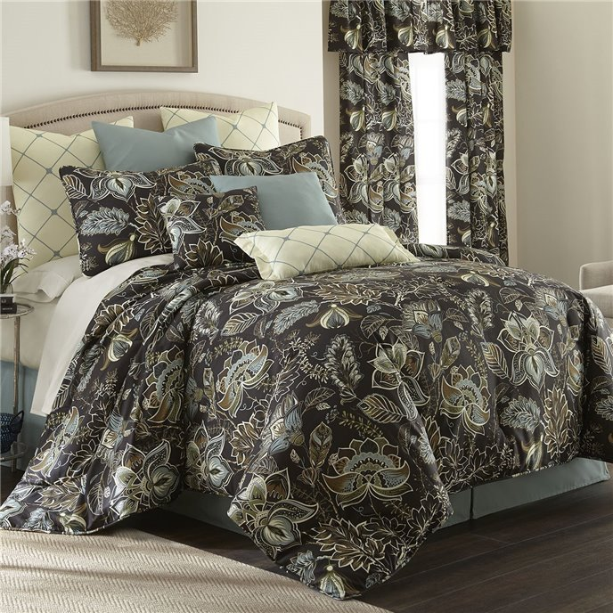 Sylvan Duvet Cover Set (non-reversible) Super King