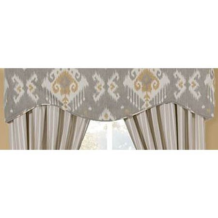 Taos Shaped Valance