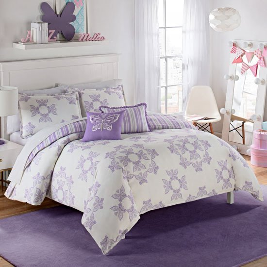 Waverly Kids Ipanema Reversible Full/Queen Size Bedding Set