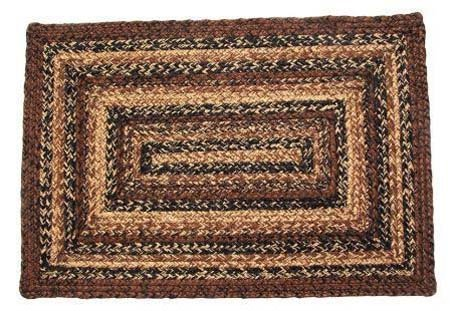 Cappuccino Rectangular 8 ft X 10 ft Rug