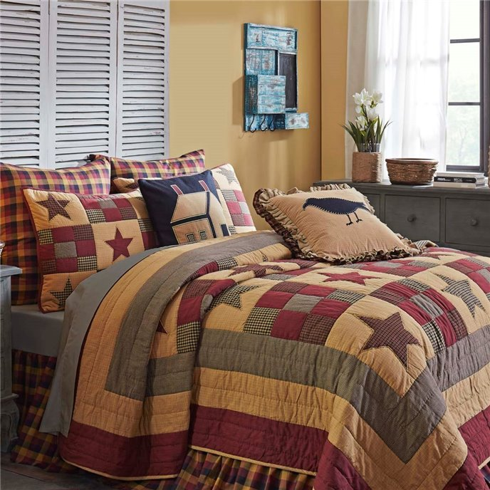 Hazelwood King Quilt