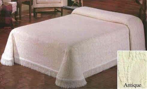 Heirloom Twin Antique Bedspread