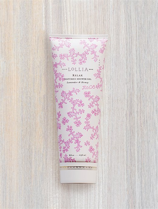 Lollia Relax No. 08 Perfumed Shower Gel by Margot Elena