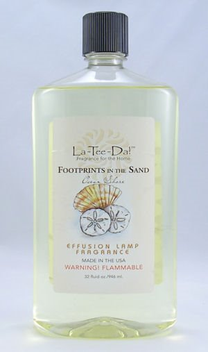 La Tee Da Fuel Fragrance Footprints in the Sand (32 oz.)