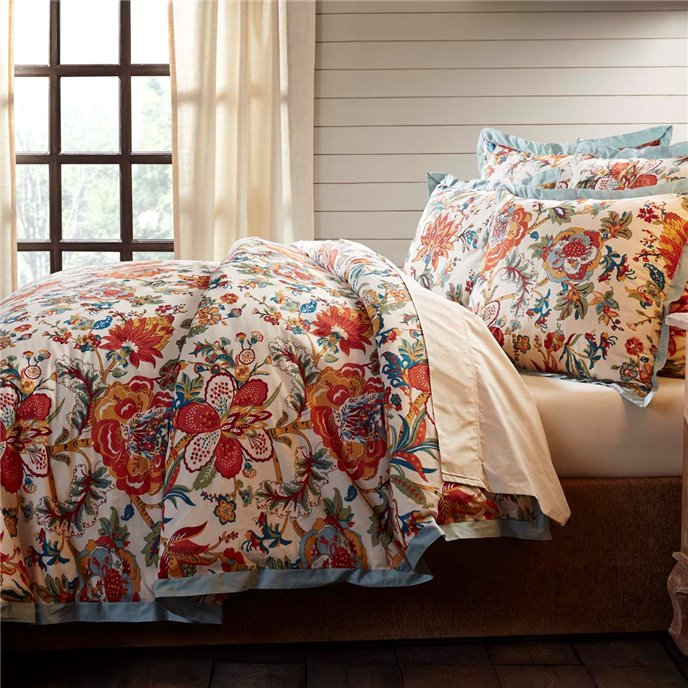 Meredith Queen Duvet Cover