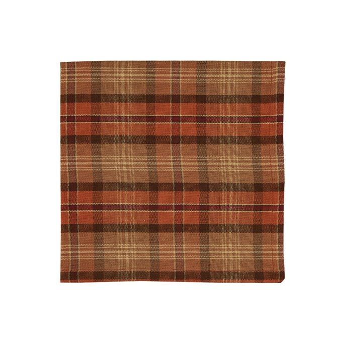 Gather Together Plaid Woven Napkin