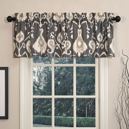 Salazar Tailored Valance