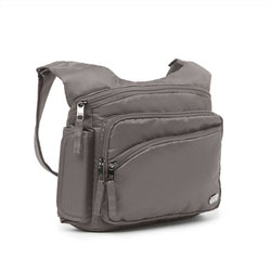 Lug Infinity Sidekick Excursion Pouch - Walnut Brown