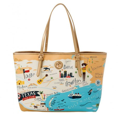 Spartina 449 Greetings from Texas Tote