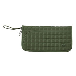 Lug Tango Travel Wallet - Olive Green